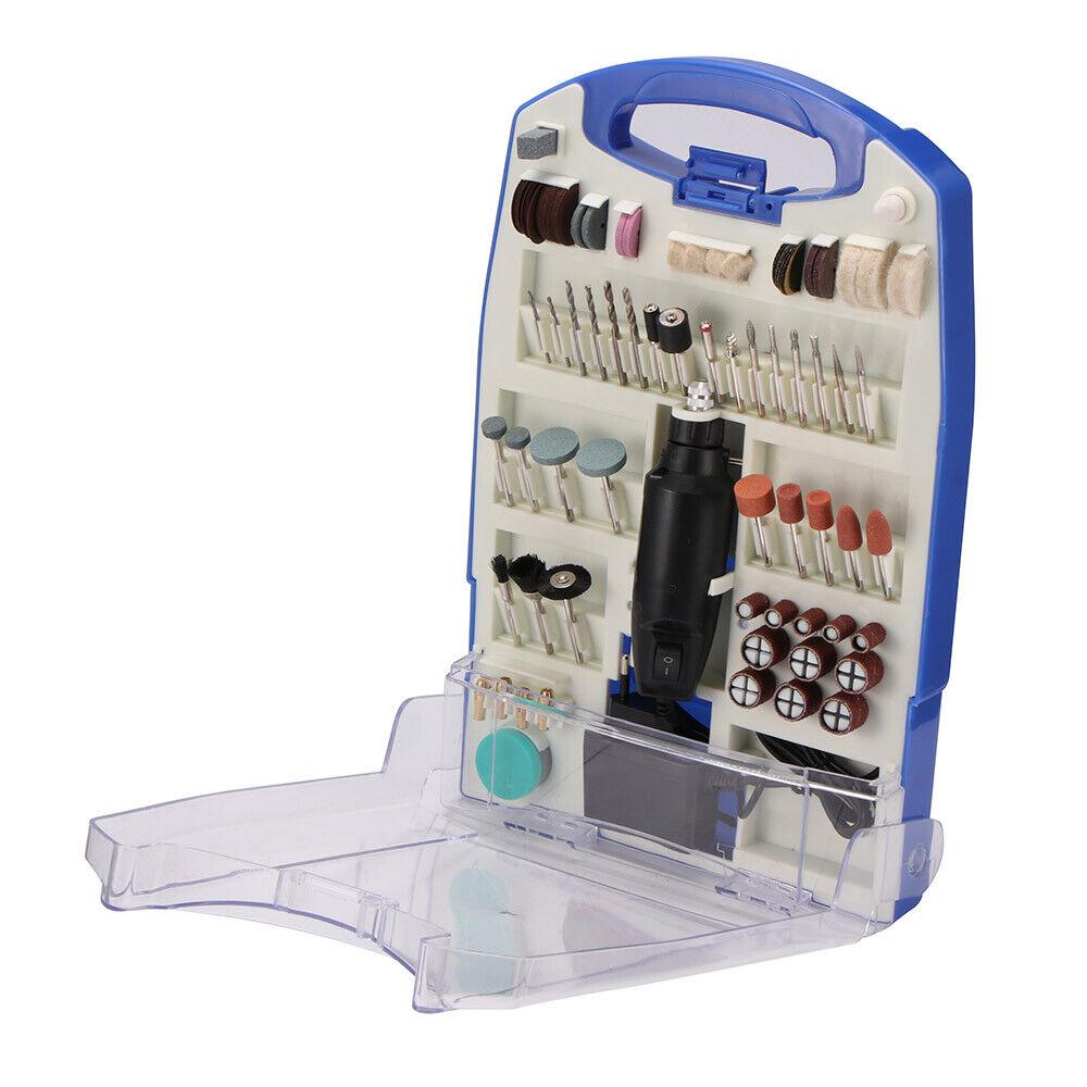 110pcs Schleifgerät Multifunktionswerkzeug Mini Grinder Set Schleifmaschine