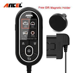 Bluetooth Professional OBDII Code Reader Digital Gauge For Android and iPhone