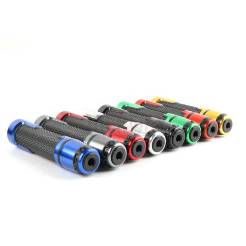 Motor 7//8/'/' Handle Bar Gel Hand Grips for Honda CBR300R//F//FA CBR500R//CB500F//X