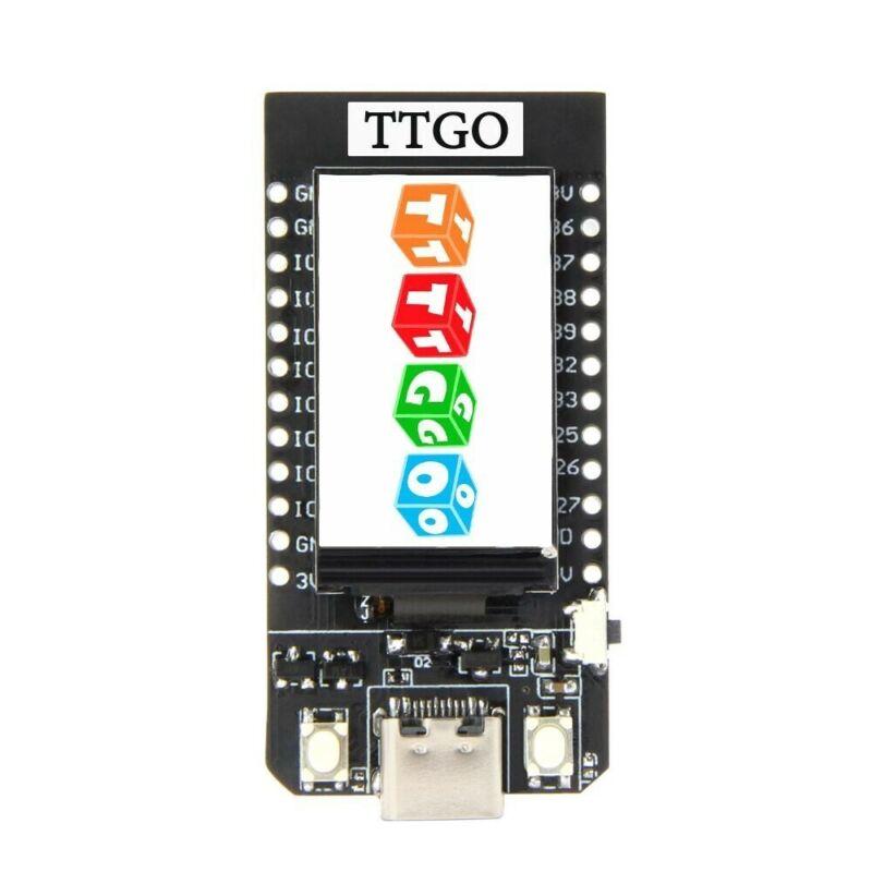 "U.S.A TTGO T-Display ESP32 WiFi Bluetooth Module 1.14"" LCD Board For Arduino"