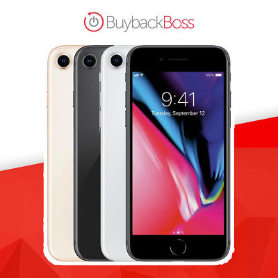 Apple iPhone 8 | 64GB 256GB | Unlocked AT&T Verizon Sprint T-Mobile