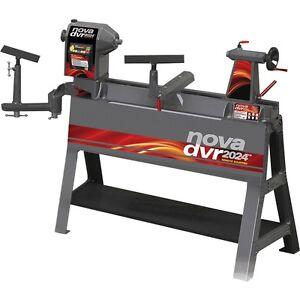 ... DVR 2024 20'' x 24'' Lathe Power Tools Lathes Stationary Lathes | eBay