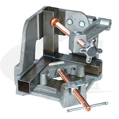 3-axis Welders Angle Clamp 4.80 Jaw Length