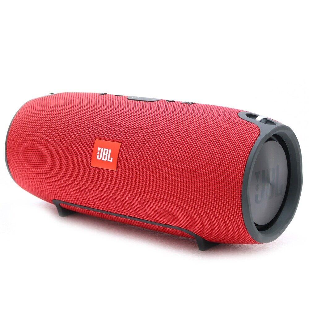 JBL Xtreme portable speaker red Bluetoothlautsprecher Lautsprecher Bluetooth Rot