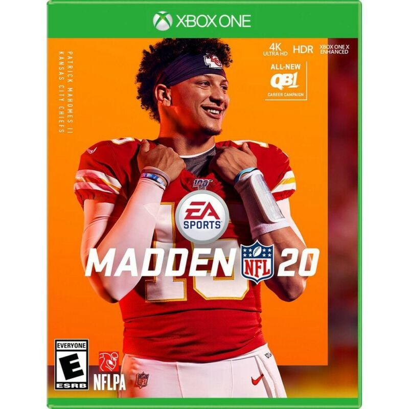 Electronic Arts Madden NFL 20 (Xbox One)
