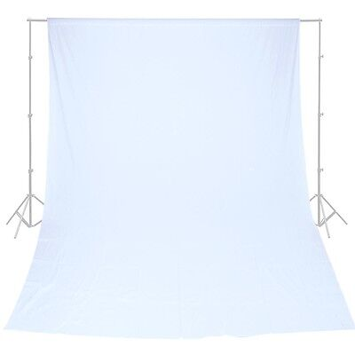10' x 20' White Muslin Backdrop Photo Studio Photography Background 100% Cotton