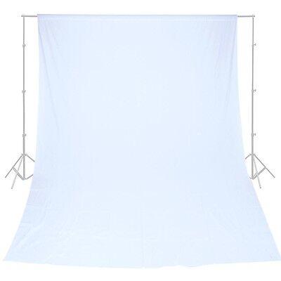 10' x 20' White Muslin Backdrop Photo Studio Photography Background 100% Cotton
