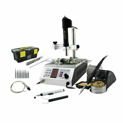Aoyue 866 Soldering Iron Station Hot Air And Preheating Station - 110 Volts