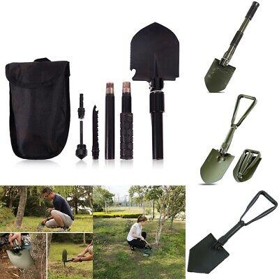 REDCAMP Military Folding Shovel Camping Multi-functional Hiking Survival -