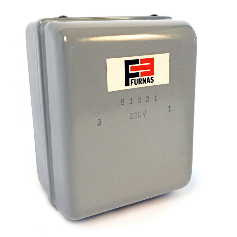 Furnas Electric Co. Enclosure Kit # 49EA41NBB And Contactor # 41NB20AG