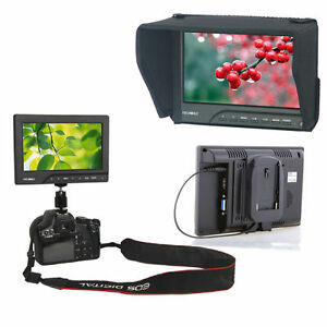 FEELWORLD-FW689HD-7-034-HD-On-Camera-Monitor-1080P-HDMI-DSLR-Peaking-Filter-5D-III