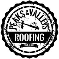 Peaks and valleys roofing