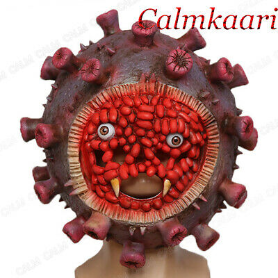 Brand NEW Horror Halloween Scary Mask Cosplay Costume Party Decoration Props