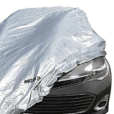 Full Car Cover Deluxe All Weather UV Waterproof fits Toyota Camry 1991   2016