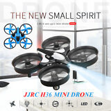 JJR/C H36 Mini Drone 2.4Ghz 4CH 6-Axis GYRO RC Quadcopter Headless LED 360° Flip