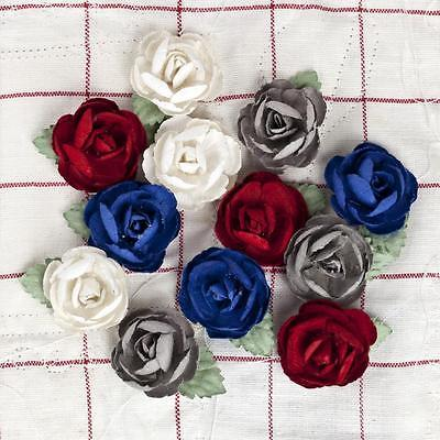 Prima Liberty  Medium Rose  Paper Flowers  566937