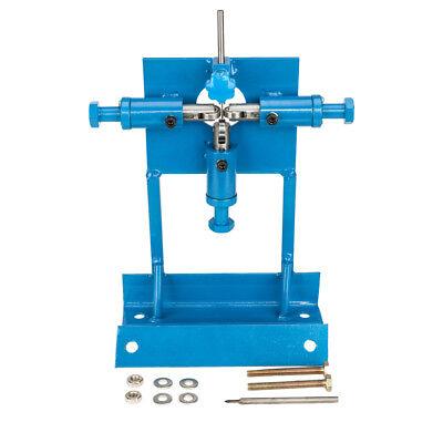 New Manual Wire Copper Stripper Stripping Machine Scrap Metal Recycle Tool Blue