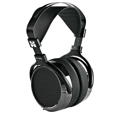 HiFiMAN HE400i Full-Size Over-Ear Planar Magnetic Black Open Back Headphones