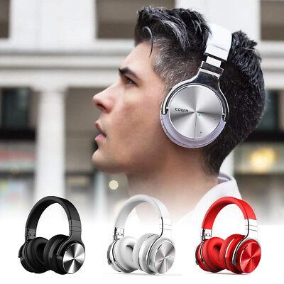 COWIN E7 PRO Active Noise Cancelling Headphones Wireless Bluetooth Headphone