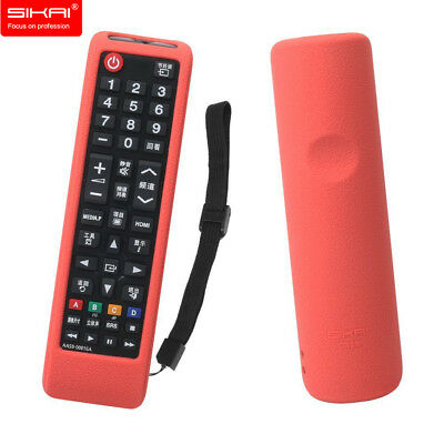 SIKAI Silicone Case For Samsung TV BN59-01199F AA59-00666A AA59-00602A Remote