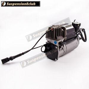 Quality Air Suspension Compressor Pump for AUDI Q7 Porsche Cayenne VW Touareg