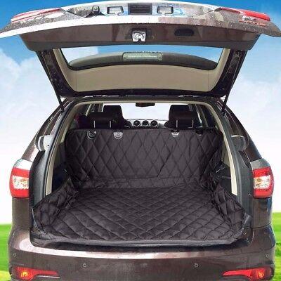 Mat Pet Barrier Dog Seat Cover soft SUV Trunk Protect Car floor Spills Pet Nail  Barrier Spill Matting