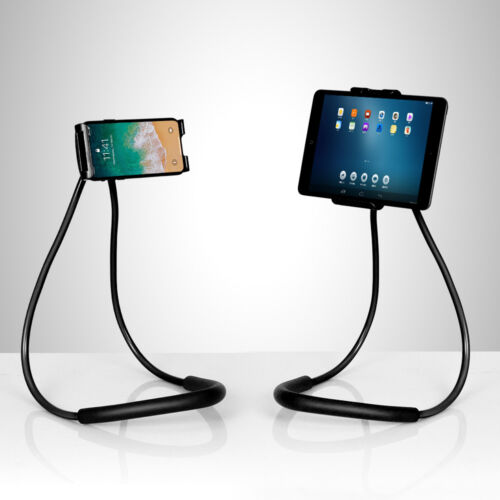 Hang Neck Phone Holder 360 Degree Rotation Mobile Stand Lazy
