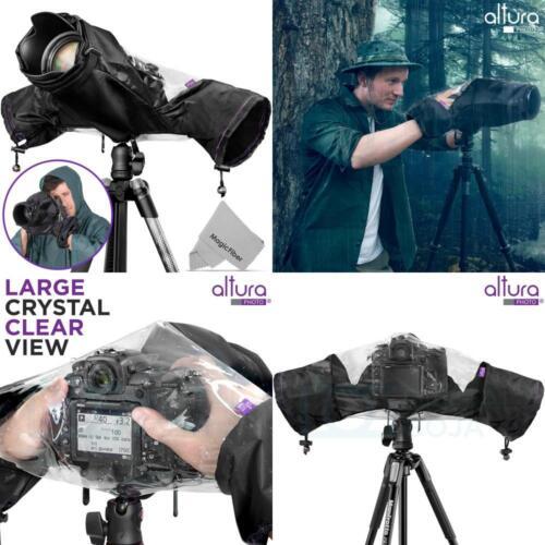 Altura Photo Professional Rain Cover for Large Canon Nikon D