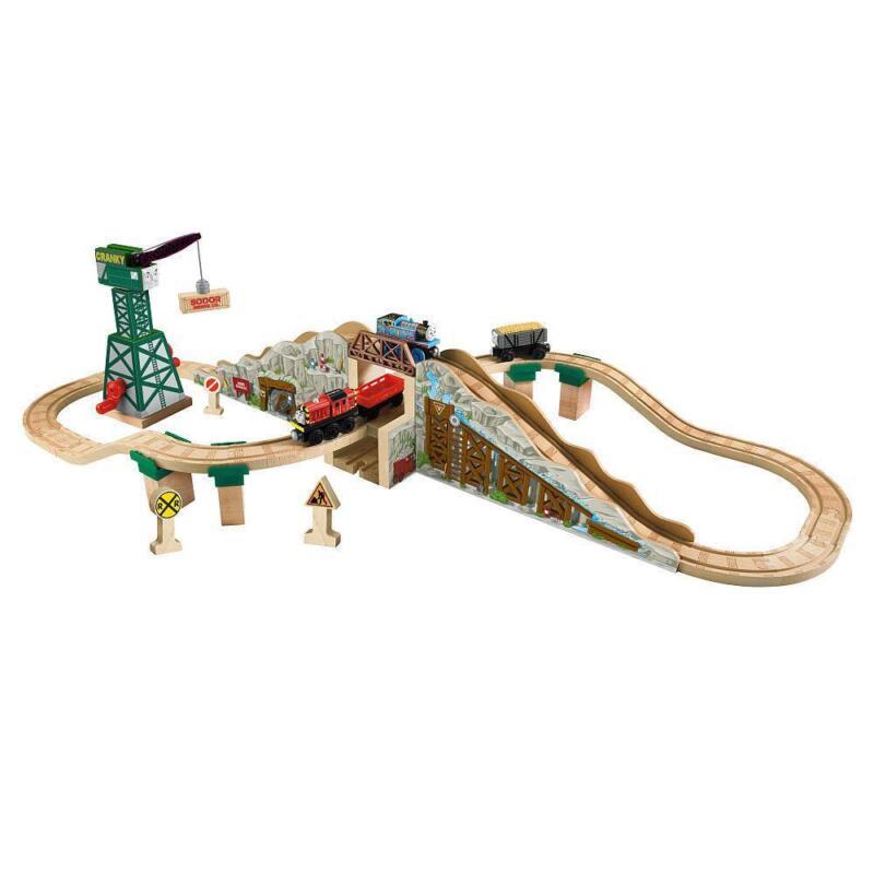 Thomas The Train Wooden Sets Ebay