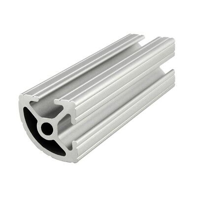 8020 Inc 10 Series 1 X 1 Quarter Round Aluminum Extrusion 1012 X 36 Long N