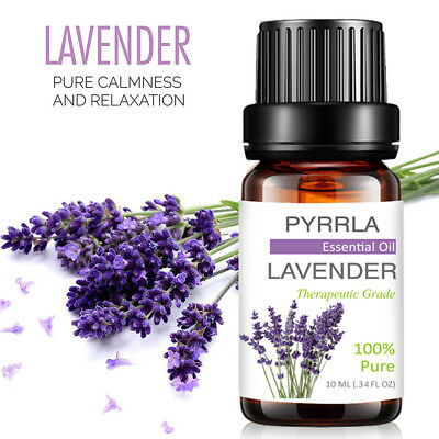 10ml 5ml Essential Oil-BUY 4 GET 4 FREE Aromatherapy PYRRLA Essential Oils Aroma