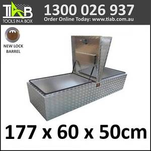 Aluminium Gullwing Toolbox Truck Ute Trailer Camper Caravan1765FG Melbourne CBD Melbourne City Preview