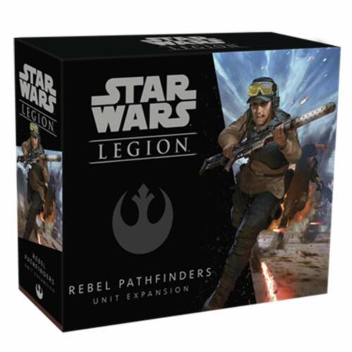 Rebel Pathfinders Unit Expansion Star Wars: Legion FFG NIB