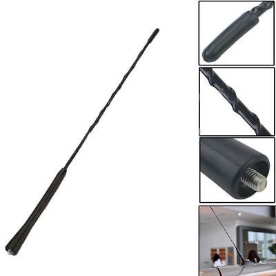 "16""Car Roof Mast Radio Whip Aerial Antenna For Mazda 3 5 6 2005 2006 07-08 Black"