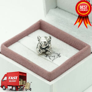 Genuine Pandora, Lucky Elephant, Animal, Bracelet Charm 791902