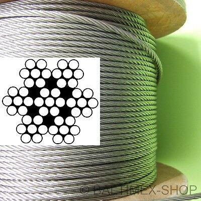 5 x SEILKLEMME EIFORM 6mm Aluminium Drahtseilklemme Stahlseil Seil Draht Stahl Drahtseil