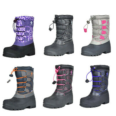 boys girls toddlers big kids insulated fur
