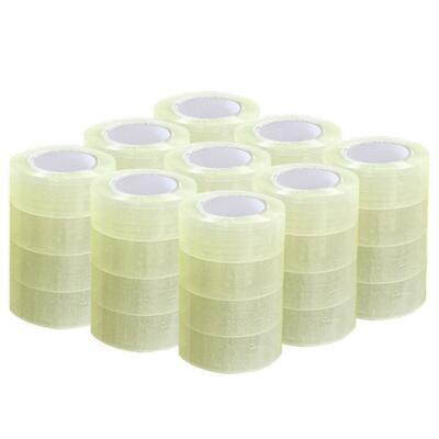36 Roll 1.9 110 Yard 330 Clear Carton Sealing Packing Shipping Tape 2.0 Mils