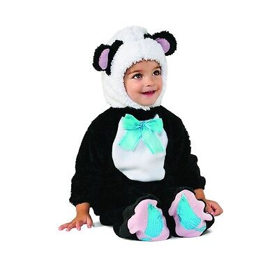 Panda Bear Infant Costume, 510068, Rubies - Infant Bear Costumes