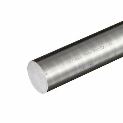 S1 Dcf Tool Steel Round Rod 2.500 2-12 Inch X 12 Inches