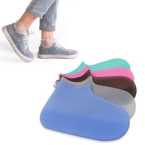 Recyclable silicone couvre chaussures imperméables Pluie Couvre-chaussure protecteur Boot Cover