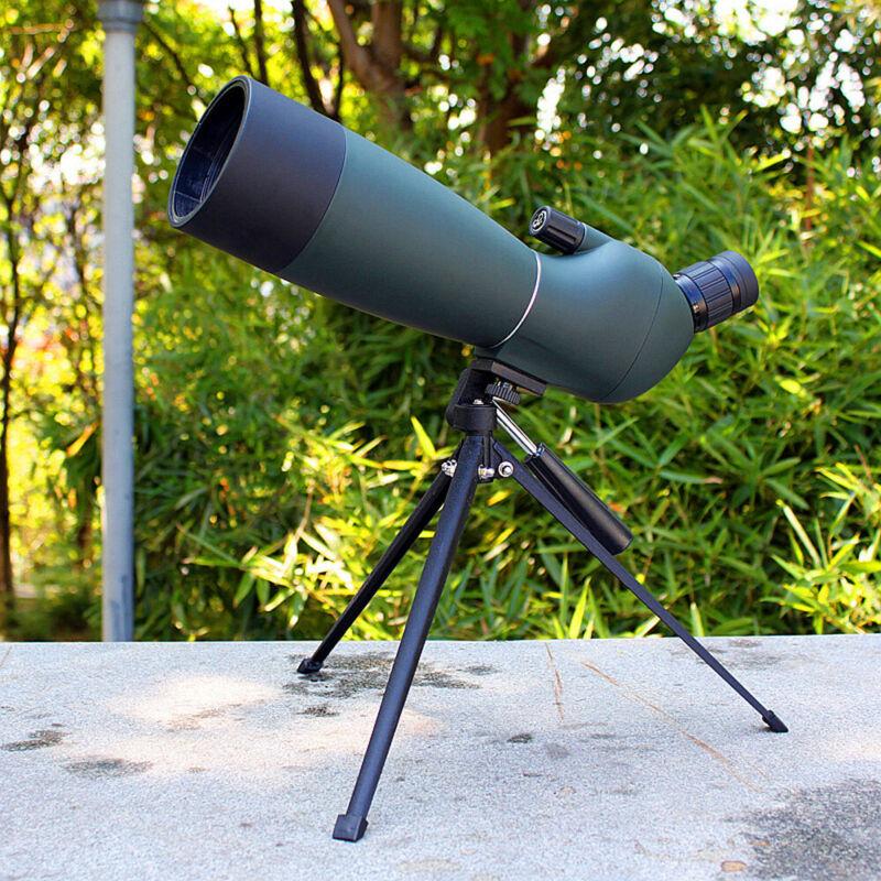 🔥 25-75X70 Zoom Waterproof Monocular Telescope BAK4 Spotting Scope Night Vision