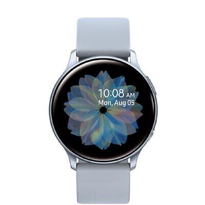 Samsung Galaxy Watch Active 2 SM-R820 Aluminum 44mm Ver. Internacional- Plateado