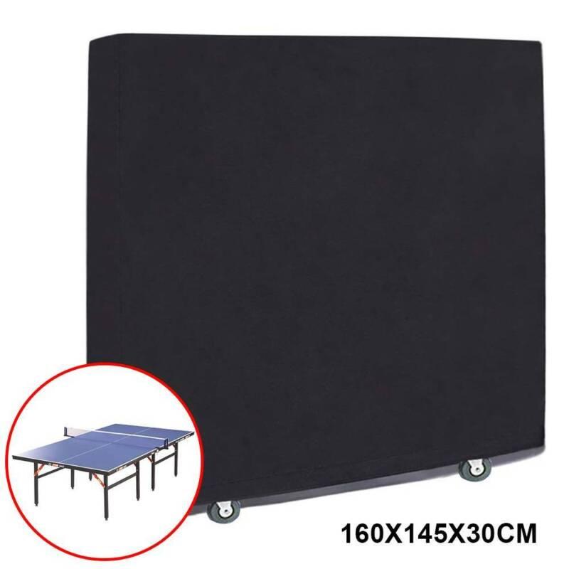 Abdeckung für Tischtennisplatte Wasserdichtes Atmungsaktives Schutzhülle 210D