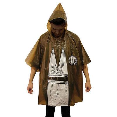 Für alle, die Regen mit Humor nehmen: der Jedi-Poncho. (© dvdcineshop_de)