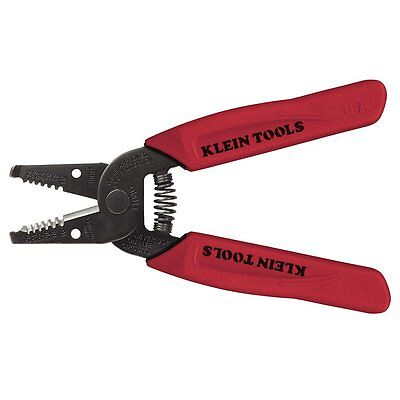 Klein Tools 11046 Wire Strippercutter Red 6 14 Inches