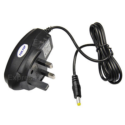 UK Plug Home Wall Charger Power Supply AC Adapter fits Sony PSP 1000 2000 3000 Uk Home Zubehör