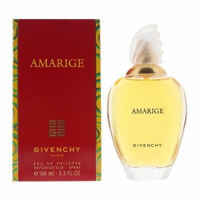 Givenchy Amarige EDT 100ml Women Spray