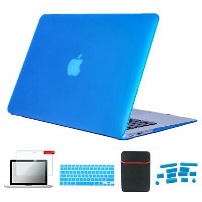 Se7enline 2010-2012 MacBook Pro Case 5 in 1 Bundle Matte Pla