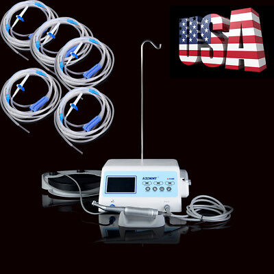 Dental Micromotor Implant System Surgical Motor 5bags Irrigation Tube Azdent